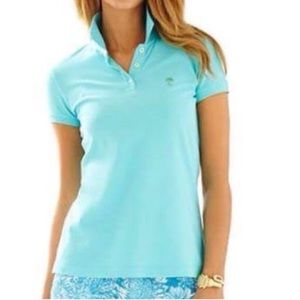 Lilly Pulitzer collared shirt